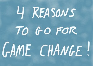 4 reasons to go for game change results